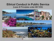 Ethics & Brown Act Training​