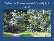 California Environmental Quality Act